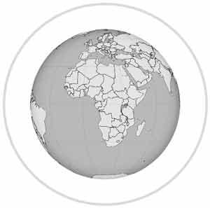 grey-globe